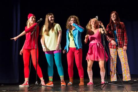 Karaoke og farger