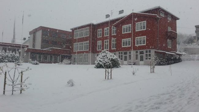 Det snør det snør ...