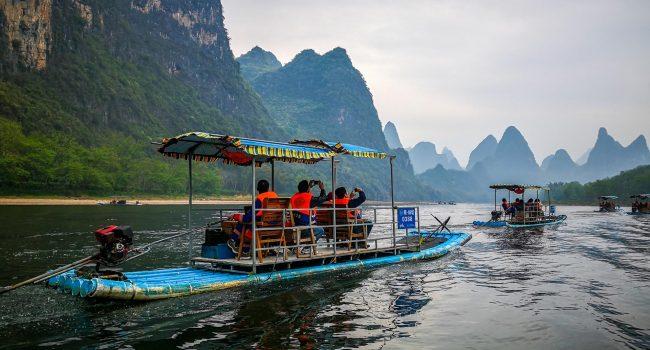 Kina – vår reise