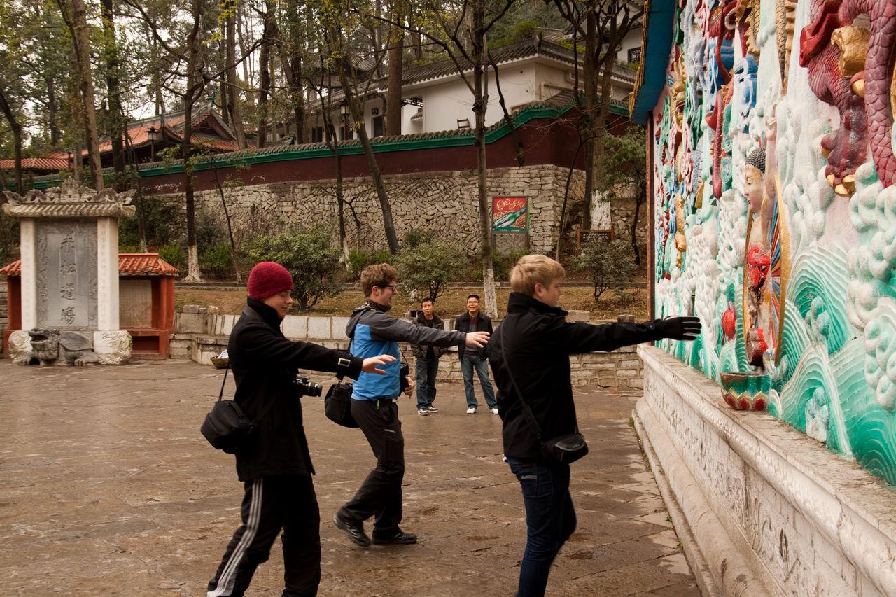 I hongfu-templet