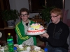Morten og Karl feirer bursdag