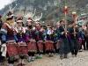 Lusheng dans i festivalen