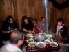 besøk hos landsbylederen i Xijiang