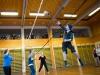 Volleyball kamp mellon Kina & Animasjon