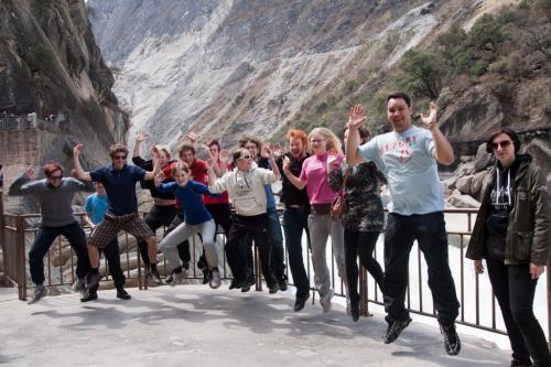 Studietur2011 - Lijiang