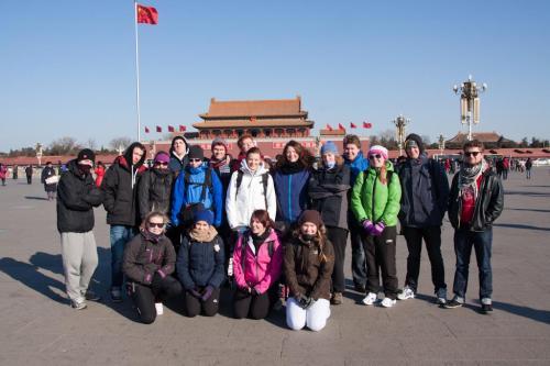 Studietur2012 - Beijing
