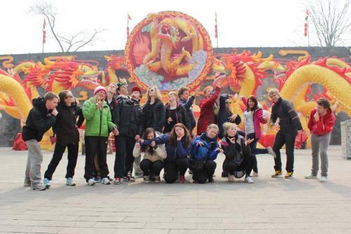 Studietur2012 - Xian