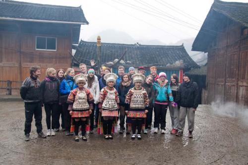 Studietur2012 - Xijiang