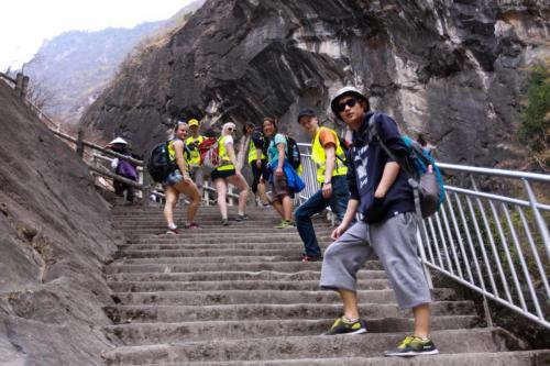 Studietur2014 - Lijiang