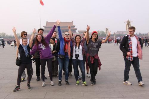 Studietur2014 - Beijing