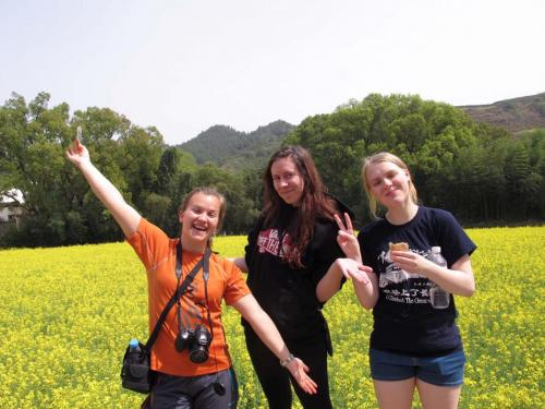 Studietur2014 - Huangshan