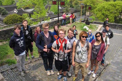 Studietur2014 - Suzhou