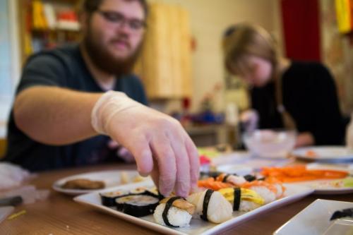 2014/2015 - Uke44_kampsport_sushi