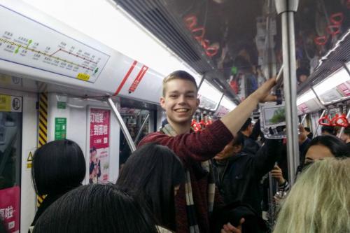 Studietur2015 - Hangzhou
