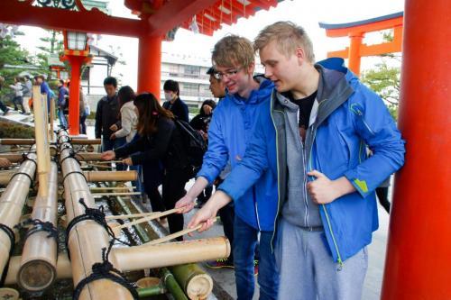 Studietur2015 - Kyoto