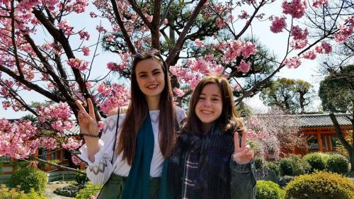 Studietur2017 - Kyoto