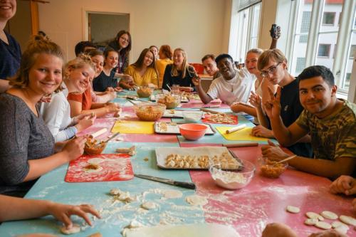 2018/2019 - Uke36_Dumplings_Skorgedalen