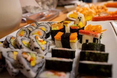 2018/2019 - Uke46_Sushi