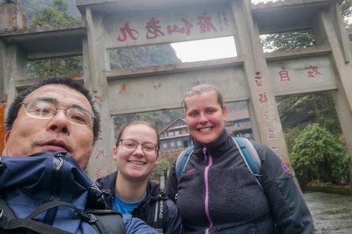 Studietur2019 - Emei-fjellet
