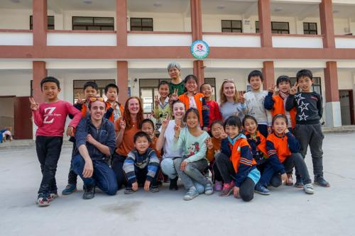 Studietur2019 - Lilong-Skolen