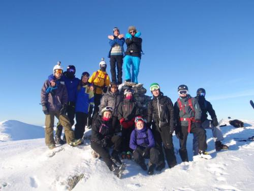 2012/2013 - Blandaballveke_Ski