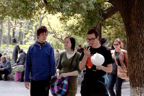 Studietur2011 - Hangzhou